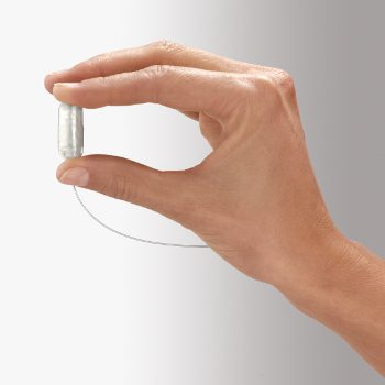 Intragastric balloon loaded into a gel cap