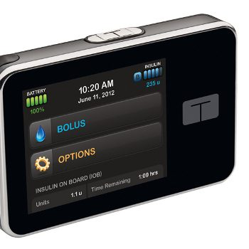 Tslim insulin pump