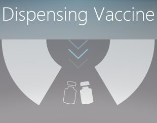 User interface design for a vaccine management system